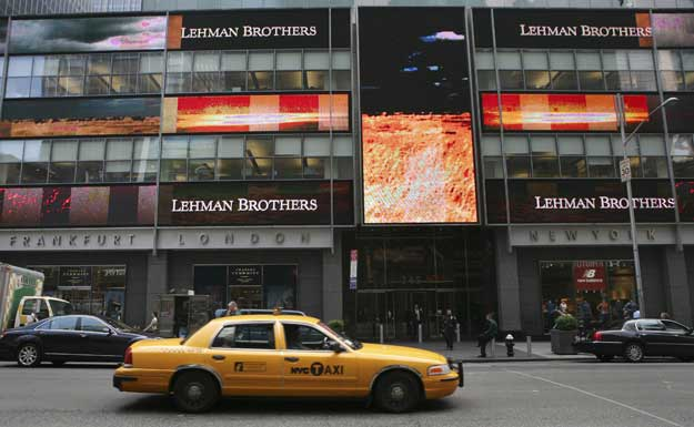Merrill Lynch is to Bank of America as Lehman Brothers is to…ummm…No One?