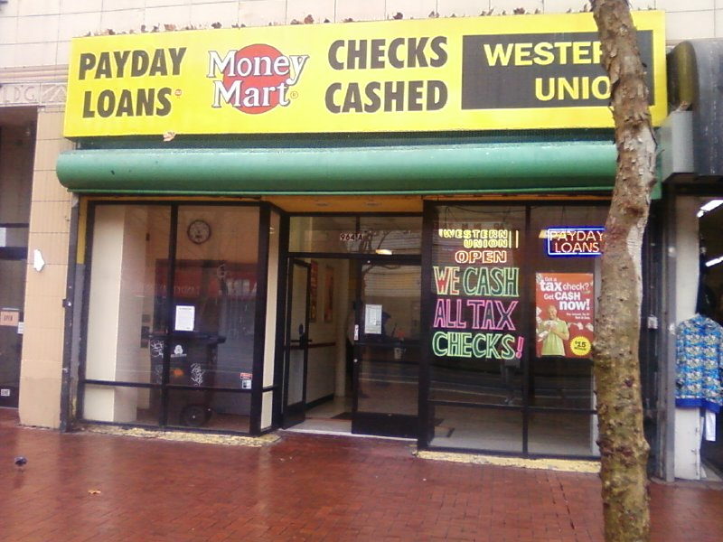 Wells Fargo, Credit Suisse Financing Payday Lending Growth