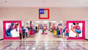 New JCP Store Mall Entrance